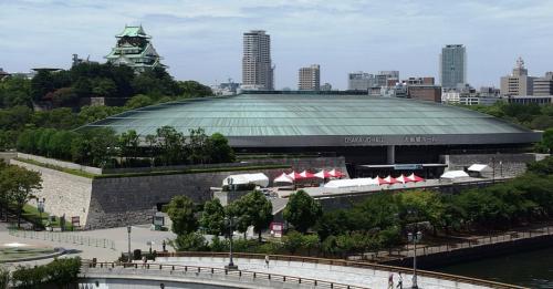 大阪城ホール収容人数紹介