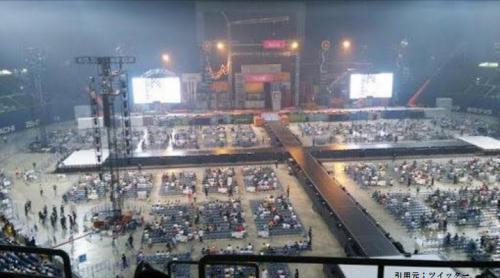 名古屋ドームコンサート体験感想