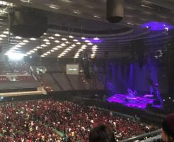 大阪城ホール1階見え方