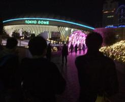 東京ドームスケジュール