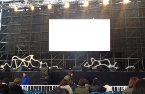 横浜スタジアムアリーナ席見え方画像
