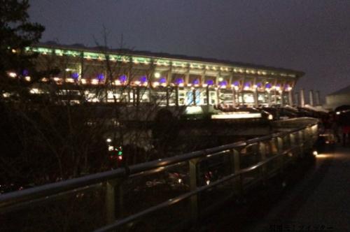横浜スタジアム外観