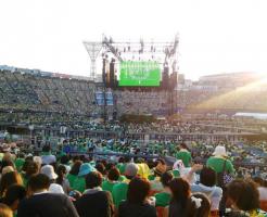 横浜スタジアム座席表見え方スタンド
