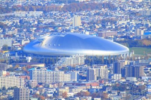 札幌ドーム座席見え方