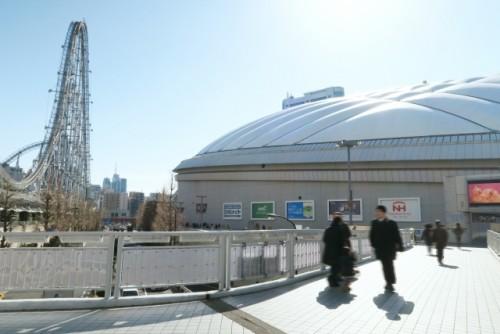 東京ドームライブ服装3月4月