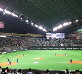 札幌ドームS指定席見え方