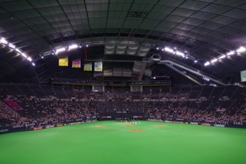 日本シリーズ2016札幌ドームチケット