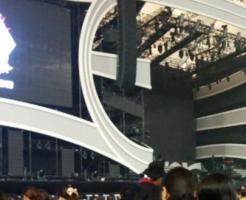 東京ドームアリーナ座席見え方