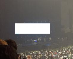 静岡エコパスタジアムスタンド1階席見え方眺め